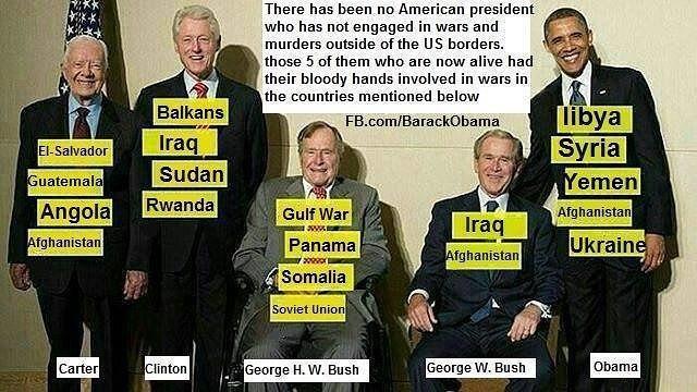 Президенты_США_и_их_войны